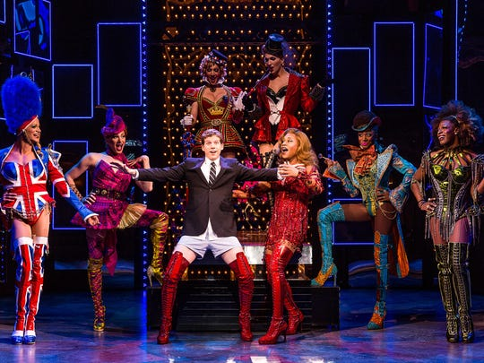 """Kinky Boots"" will make an appearance at Auditorium Theatre May 12-17."
