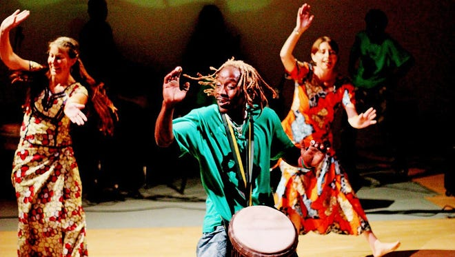 Soriba Fofana, director of the MORIA West African Dance & Drum Ensemble in New Mexico, will perform at NMSU as part of Black History Month. He will also host two workshops.
