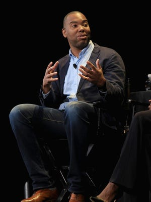 """Ta-Nehisi Coates, author of """"Between the World and Me,"""" is a senior correspondent for the Atlantic magazine."""