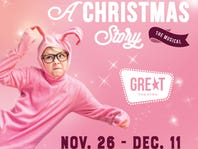 WIN 2 tickets to A Christmas Story