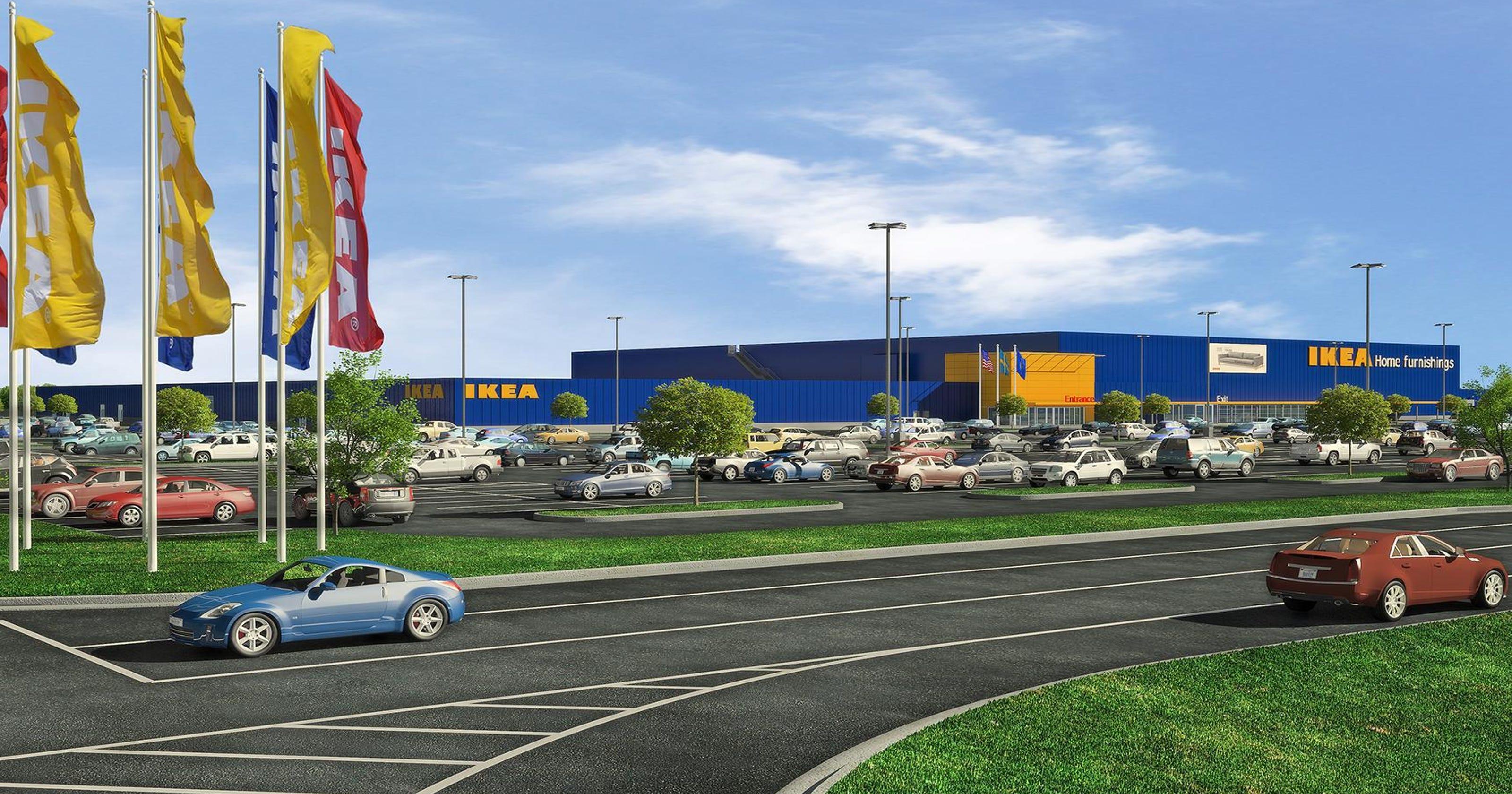 Ikea Ready To Break Ground In Oak Creek As Retail Field Overall