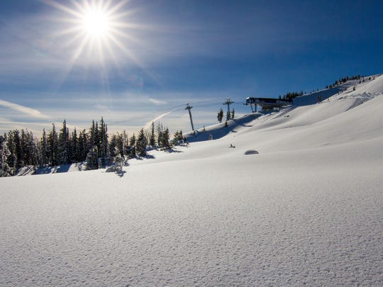 "Mount Bachelor Ski Area is planning to open a new lift called ""Cloudchaser"" on Dec. 16."