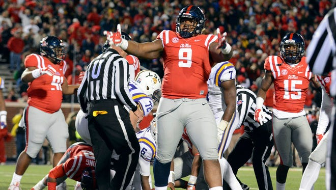 Defensive tackle Breeland Speaks is stepping into Robert Nkemdiche's spot, but the Rebels are adding plenty more talent on the defensive line in the 2016 recruiting class.