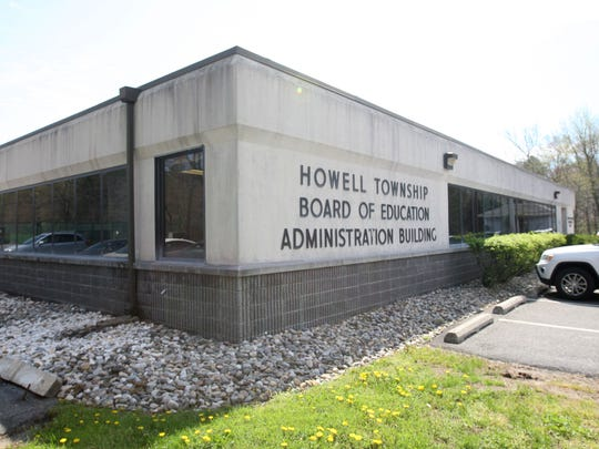 Howell Township Board of Education building
