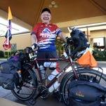 66-year-old Marine vet rides bike 2,460 miles for Semper Fi Fund