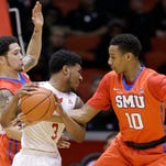 Houston hands SMU its second loss of the season