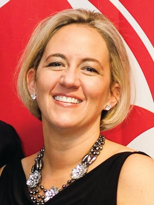 Meghan Scherder Olson is one of three honorees at the 2015 Women Making A Difference luncheon.