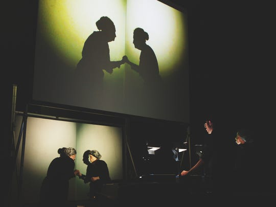 Manual Cinema is bringing its live shadow puppet theater