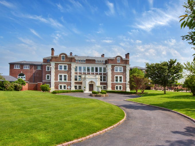A historic property on New Rochelle's Premium Point,