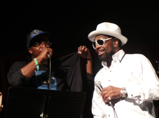 Al Kapone and William Bell