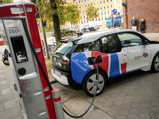 Germany Electric Cars
