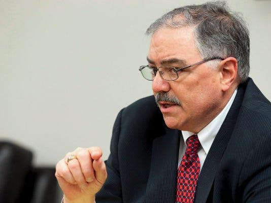 El Paso Children's Hospital CEO Mark Herbers.