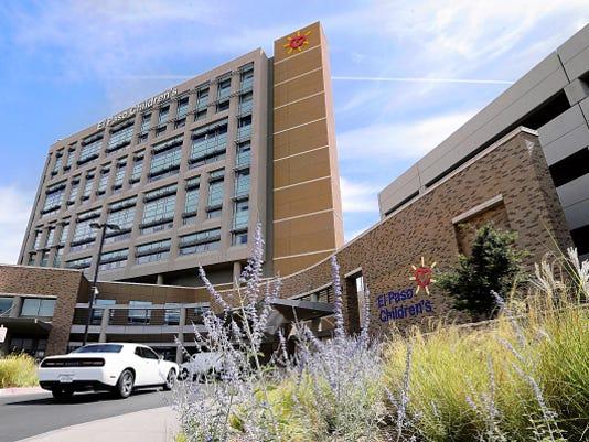 El Paso Children's Hospital.