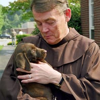 Popular Catholic priest the Rev. William Scully remembered during service