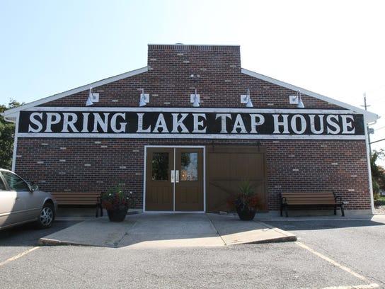 spring lake tap house 2014