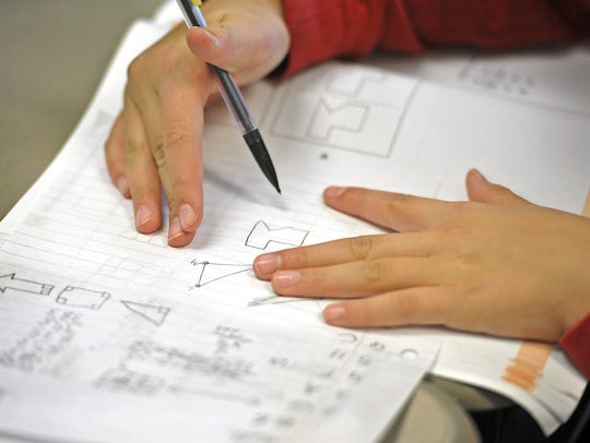 AP exams test a student's mastery of a first-year college course in a particular subject. Exams are scored on a scale from 1-5.
