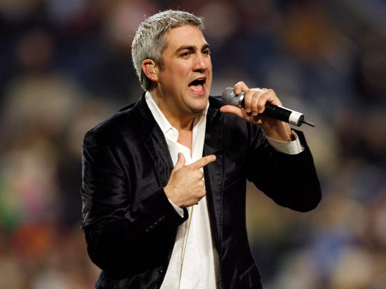 """The local Soul Patrol was treated to two visits by Taylor Hicks in 2007, a concert at the Weidner Center and the countdown to """"Roll Out the Barrel"""" at Lambeau Field."""