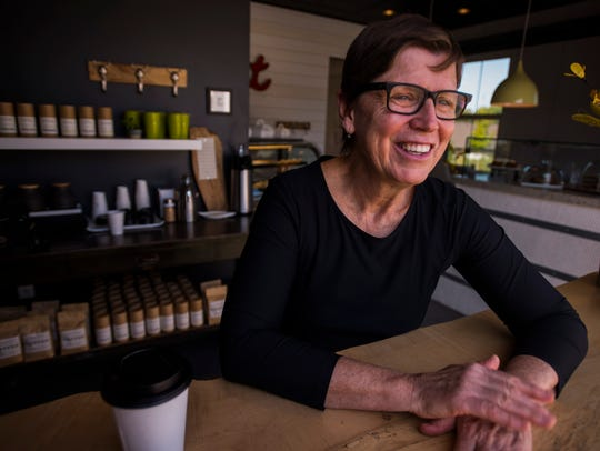 Debra Townsend, founder of Douglas Sweets, started