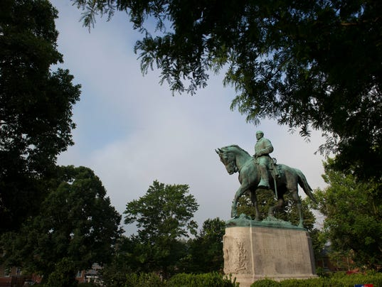 Country goes loco over Confederate statues. Why?