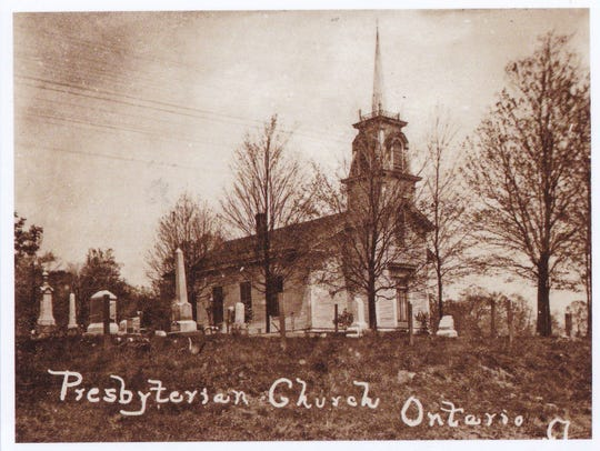 Presybterian Church in Ontario, prior to additions