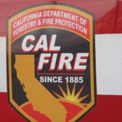 CalFire personnel responded to a Coachella house fire Tuesday afternoon.
