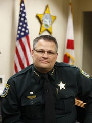 Brevard County Sheriff Wayne Ivey filed as a candidate for re-election on Aug. 3.