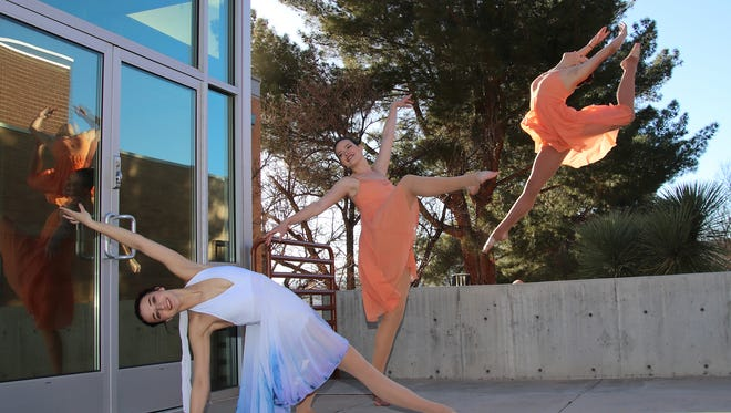 The Dixie State University Dance Company will bring various styles of dance to the stage at its Spring Dance Concert from April 5 to 7 on the DSU campus.