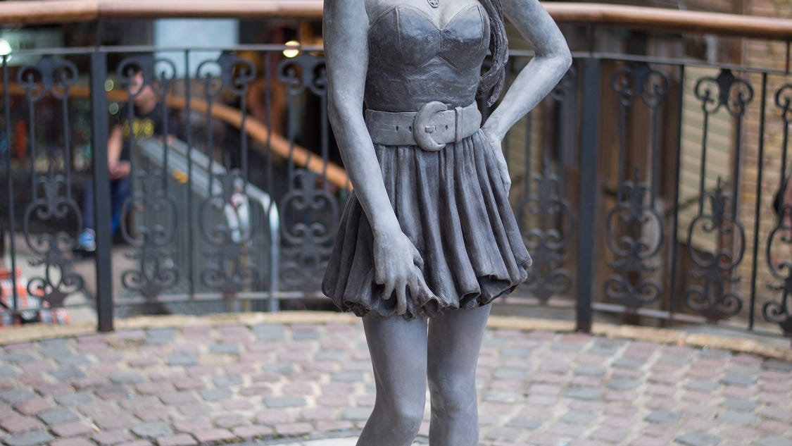 What Do You Think Of The New Amy Winehouse Statue
