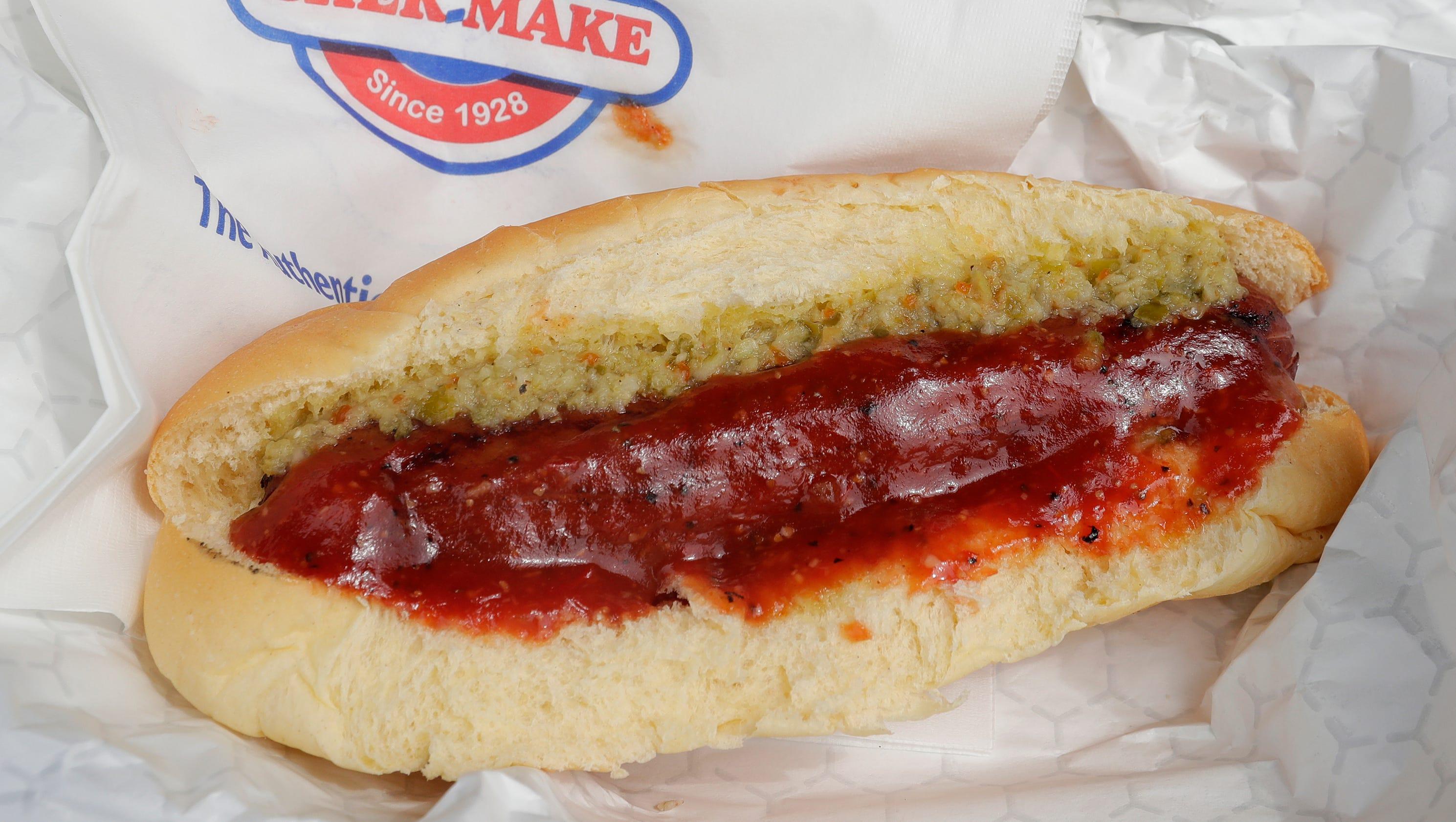 Hot Dog Shot Recipe