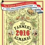 'Old Farmer's Almanac' to plan next year's family vacation