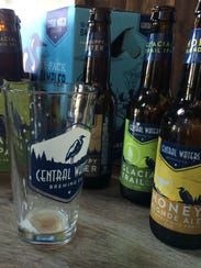 Honey, glacial, mudpuppy, Central Waters takes their