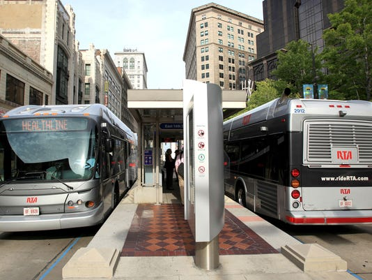 Public transit needs seen growing  But Ohio has cut its spending 85% since year 2000
