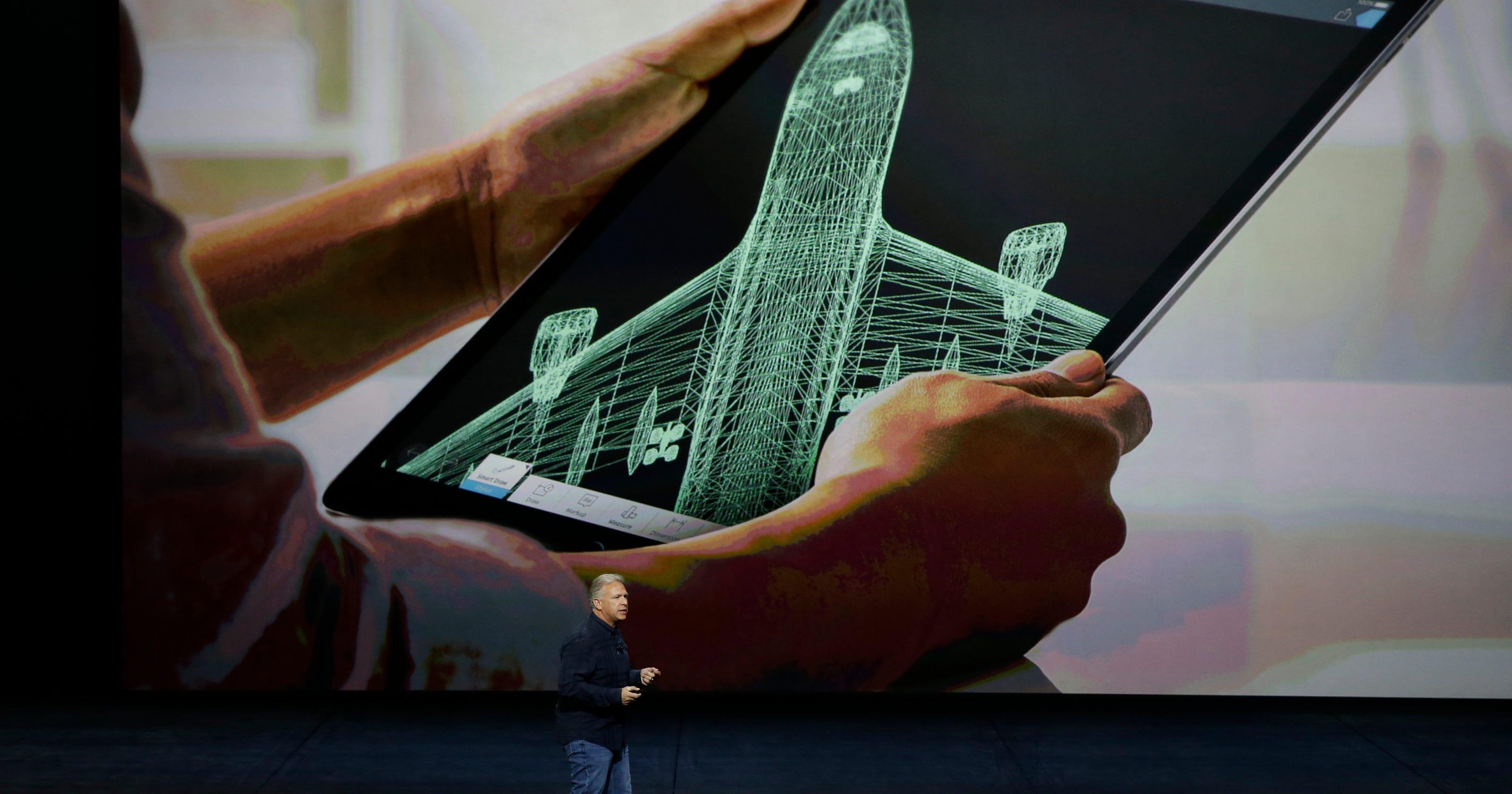 Technobubble: Apple unveils new iPad Pro, Apple TV, iPhone