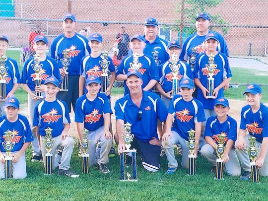 Hanover TNT won first place in the 2015 Essex Father's Day Classic baseball tournament 12U division. The travel baseball team is affiliated with Hanover Little League. Right now, the league does not offer a majors program, meaning there is no possibility a team could play in Williamsport.