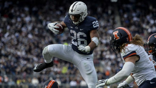 Penn State's needs the electric Saquon Barkley, and other runners like him. But they may need better blocking up front even more.