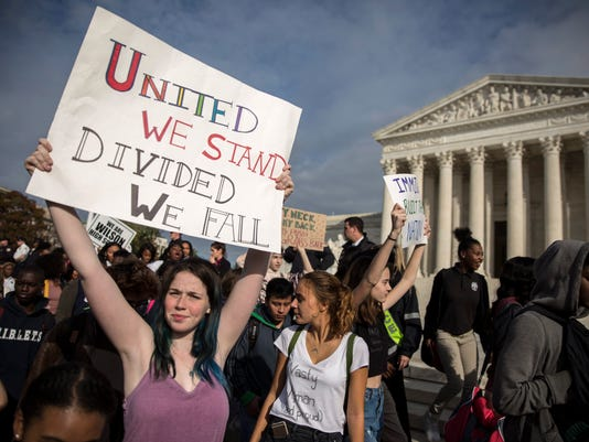 EPA USA TRUMP PROTEST POL CITIZENS INITIATIVE & RECALL USA DC
