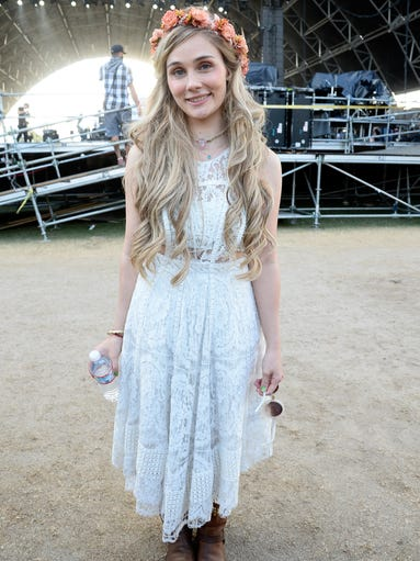 HOT: Clare Bowen during day two of 2015 Stagecoach,