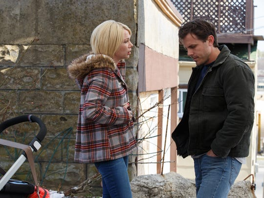 Michelle Williams and Casey Affleck earned SAG Awards nominations for 'Manchester By the Sea,' which led the pack with four nods.