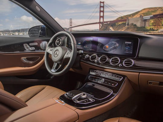 2017 Mercedes Benz E300 Has A Winning Mix