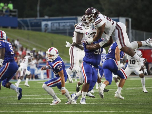 MSU-Louisiana Tech