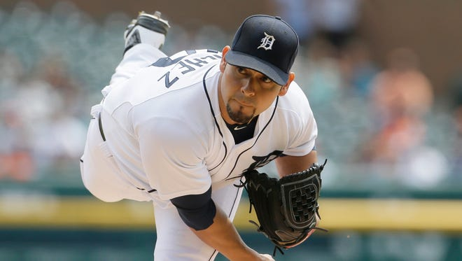 Anibal Sanchez has been on the DL since Aug. 19.