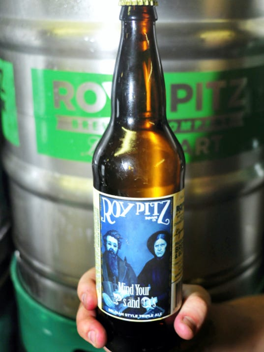 Roy Pitz Brewing Co., Chambersburg, just recieved a prominent award for one of their seasonal beers.