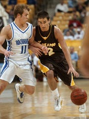 Kickapoo's Shane Laurie went on to play college basketball for the Missouri State Bears.