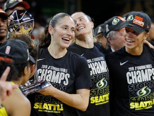 AP WNBA FINALS BASKETBALL S BKL USA VA