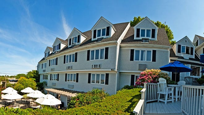 The Inn at Scituate Harbor has seen a major hit to reservations. The Inn at Scituate Harbor photo