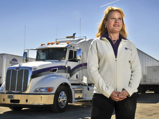 The Truckload Carriers Association (TCA) and CarriersEdge named St. Joseph-based Brenny Specialized, Inc. as one of the 2020 Best Fleets to Drive For. Joyce Brenny is the founder of St. Joseph-based Brenny Transportation.