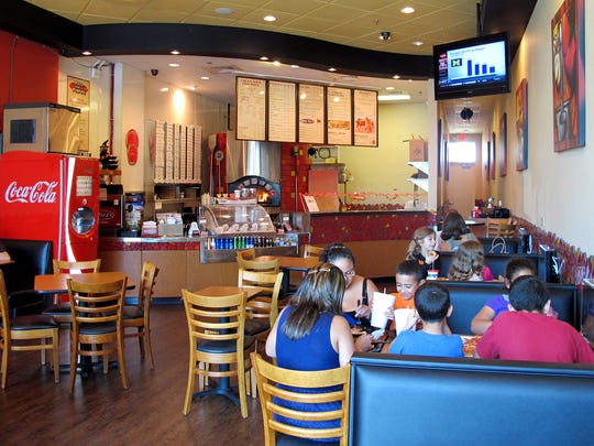 BRK Pizza is located on Naples Boulevard across from Hollywood 20 cinema in North Naples.