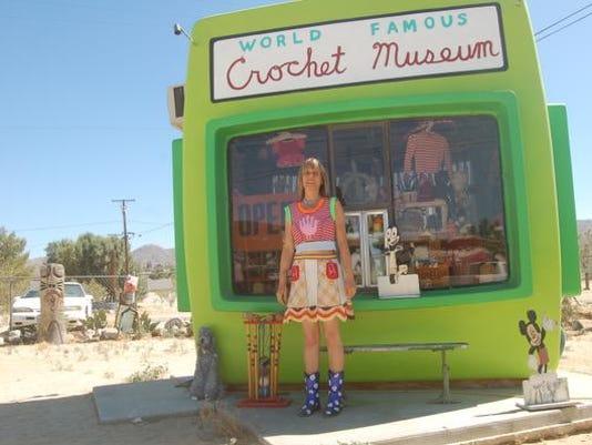 Crochet Museum 4