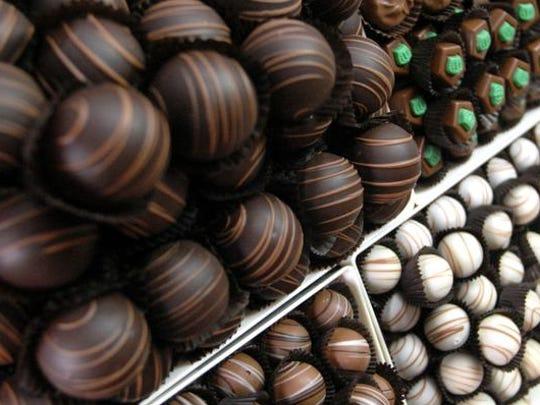 Alps Sweet Shop has been in Beacon since 1929