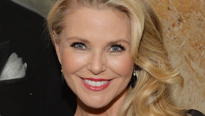Christie Brinkley is writing a holistic guide to beauty.